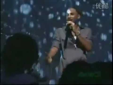 Trey Songz - Can't Help But Wait Live Showtime Apollo (2007)