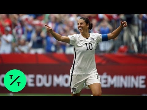 Women's World Cup 2019: USA's Carli Lloyd on Defending Title