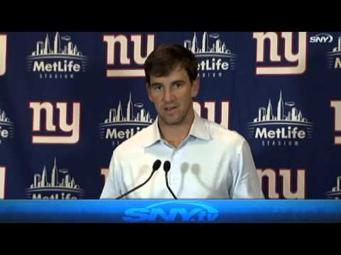 Video: Giants VS Jets Post Game