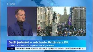 Tvrdý brexit, či dohoda?