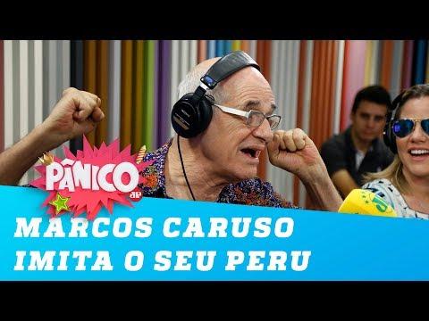 Pânico na Band - Marcos Caruso imita o Seu Peru no Pânico!