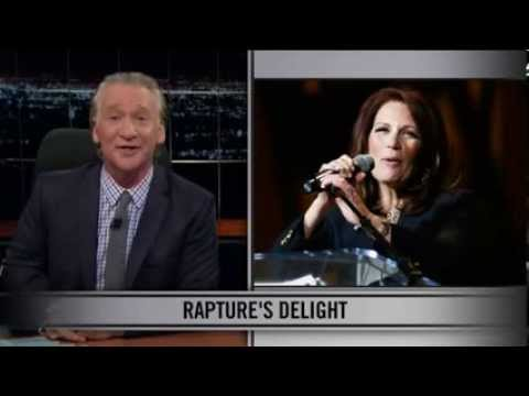 devil - share and like Bill Maher ended his show Friday night going after both Michele Bachmann and Antonin Scalia for being so open about their religious beliefs, s...