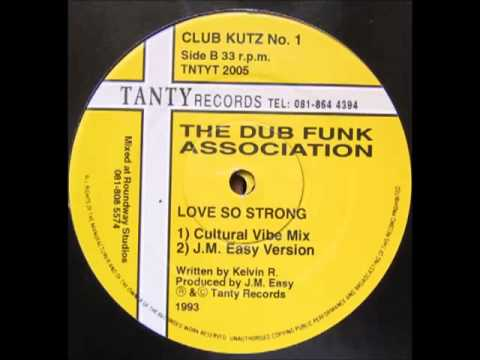 Love So Strong (in Dub)