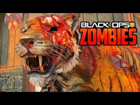 CALL OF DUTY BLACK OPS 4 Zombie Mode Gameplay - Der Skorpion