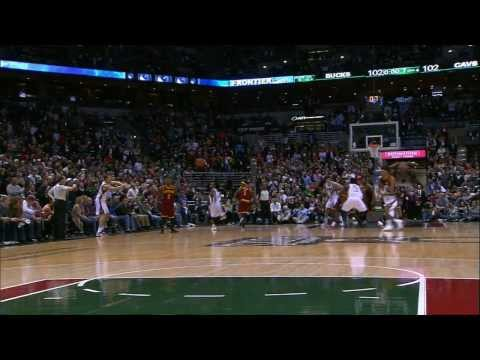 Brandon Jennings's Top 10 Career Plays
