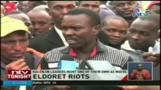 Eldoret Kenya  City new picture : Eldoret residents riot after governors are summoned