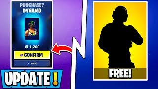 *NEW* Fortnite Update! | Free Skin Coming, 8.10 Changes, Refund System!