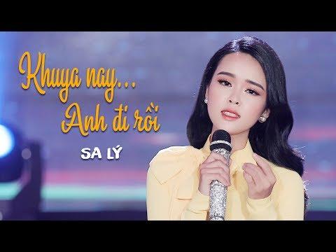 Khuya Nay Anh Đi Rồi - Sa Lý (Thần Tượng Bolero 2018) [MV Official] - Thời lượng: 4 phút, 17 giây.