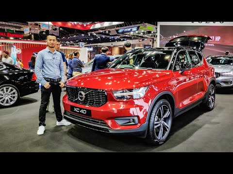 Khám phá chi tiết Volvo XC40 đời 2019 giá từ 1,5 tỷ chuẩn bị về Việt Nam - Thời lượng: 16 phút.