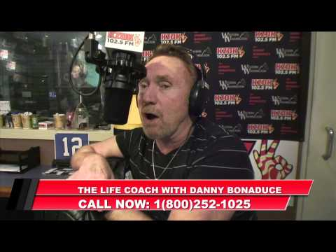 Danny Bonaduce Life Coach: Convincing Someone They have a Drinking Problem