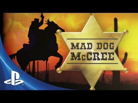 Mad Dog McRee : bande-annonce PlayStation 3