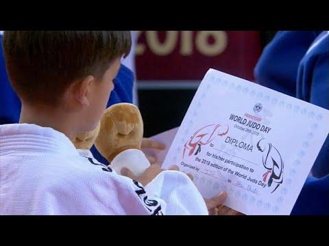 Ιστορική συμμετοχή του Ισραήλ στο Grand Slam τζούντο στο Αμπού Ντάμπι …