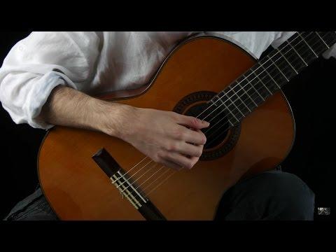 Ludovico Einaudi - I Giorni (Guitar Cover)