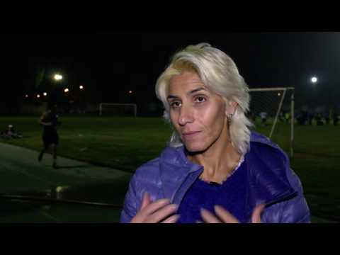 Erika Olivera Olympic Interviews