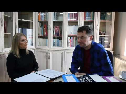 Intervju sa književnikom Enesom Halilovićem