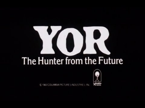 Yor: The Hunter From The Future (1983) Trailer
