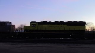 East Dubuque (IL) United States  city pictures gallery : NYS&W! Railfanning BNSF in East Dubuque, IL on 2-27-16 - Part 2