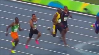 4. Usain Bolt Wins 100m final in Rio Olympics 2016
