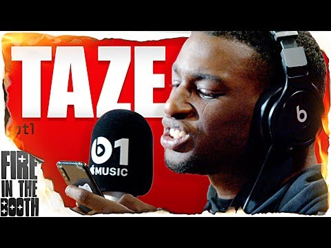 Taze – Fire In The Booth