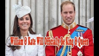 Video Royal Announcement: William and Kate Will Officially Be King and Queen MP3, 3GP, MP4, WEBM, AVI, FLV Oktober 2017