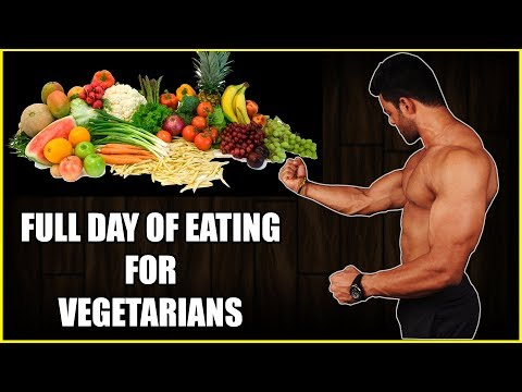 Fat burner - Vegetarian Diet For Bodybuilding  Full Day Diet Plan
