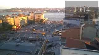 Initial frame of The House Hotel Karakoy video