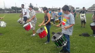 Ensayo de Banda BINR DE HEREDIA C.R.