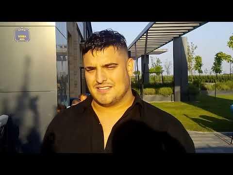Darko Lazić proslavio rođenje sina – video snimci