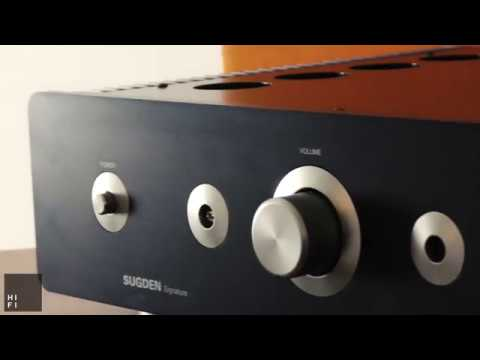 Amplificateur Sugden A21SE Signature