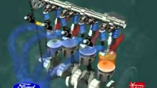 I-deas Ford Engine Animation.mp4