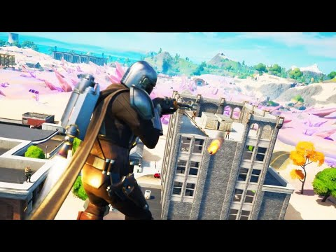 Fortnite Chapter 2 - Season 5 Battle Pass Gameplay Trailer