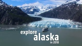 See the Best of Alaska in 2018 with Princess Cruises Video