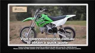 9. MXTV Bike Review - Kawasaki KLX110L