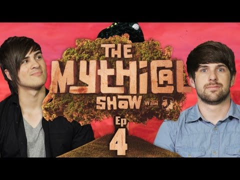 The Mythical Show Ep 4 (SMOSH & Star Trek)