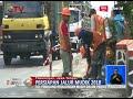 Proses Perbaikan, Pemudik Diminta Berhati-hati Saat Lewati Jembatan Ini Di Pekalongan - BIS 25/05