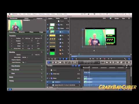 motion 5 tutorial shining - Because of popular request I've made a video showing how I create my outro's for my video's. I am using a program called Motion 5 and another one called Fina...