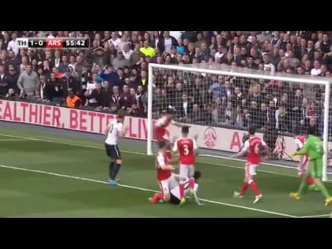 Tottenham Vs Arsenal EPL 2017