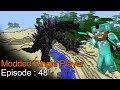 Minecraft MSP Episode 48 - ماين كرافت موديد سنقل بلاير الحلقة 48