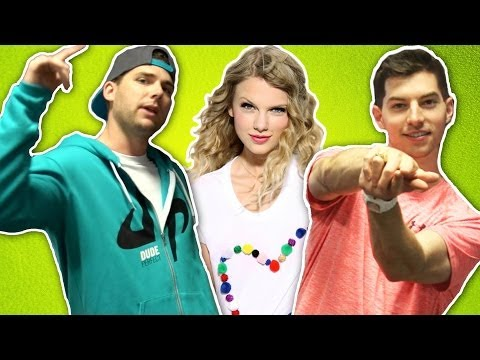 Dude Perfect: Guess The Celebrity Height!