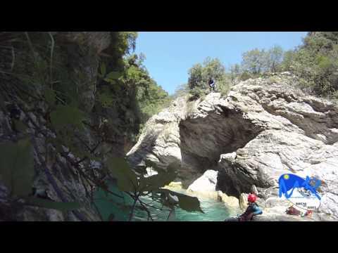 Vidéo Canyon de Barbaira