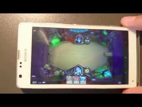 comment installer hearthstone sur tablette
