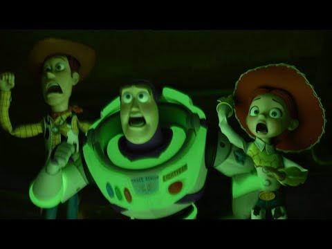Trailer -- Toy Story Of Terror -- New On Blu-ray  & Digital 8/19