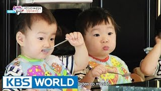 Video The Return of Superman - Morning Rush at the Triplets' MP3, 3GP, MP4, WEBM, AVI, FLV April 2019