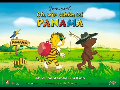 Oh, wie schön ist Panama - Zeichentrickfilm Deutsch