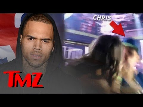 chris - Alternate Video Angle: http://youtu.be/MagDLi-GaY8 Chris Brown got physical with a woman who jumped in front of him during a nightclub appearance in Houston -- and even though she initiated...