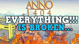 Video ANNO 1404 IS A PERFECTLY BALANCED GAME WITH NO EXPLOITS - Colonize Everything! MP3, 3GP, MP4, WEBM, AVI, FLV April 2019