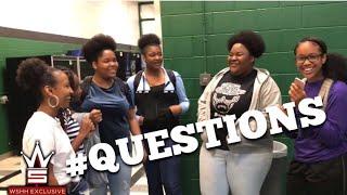 WORLDSTARHIPHOP QUESTIONS: Ep 2  High School Edition