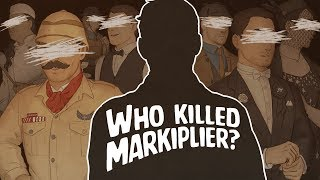 Who Killed Markiplier? ✦ Speedpaint