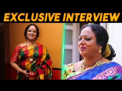 Nalini TV Serial Actress Exclusive Interview