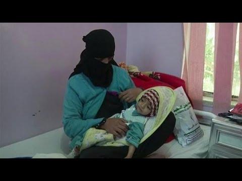Υεμένη: Στο έλεος της χολέρας και του υποσιτισμού – world